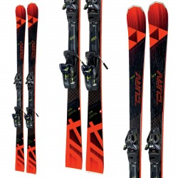 Ski Fischer RC4 The Curv DTX RT + bindings RC4 Z12 RT