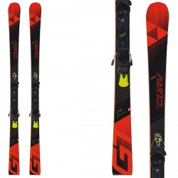 Ski Fischer RC4 The Curv Gt Rt + fixations Mbs 13 Rc4 Pr