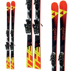 Ski Fischer RC4 The Curv Cb + fixations RC4 Z13 FF