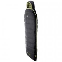 Sleeping bag C.A.M.P. Inuit black-lime