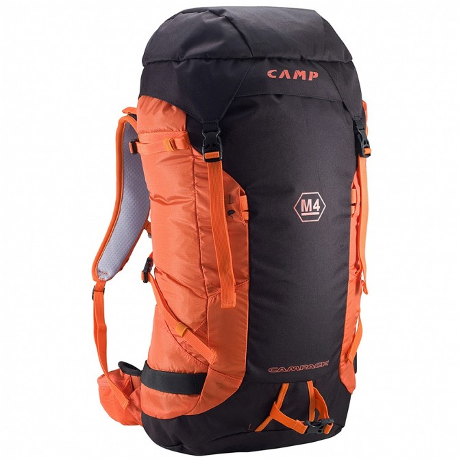 Mochila trekking C.A.M.P. M4 naranja