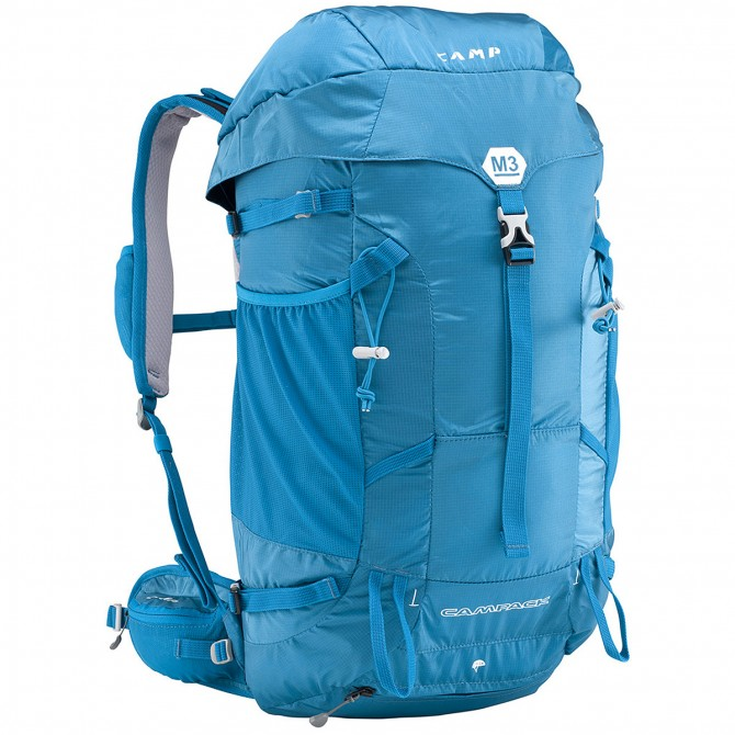 Mochila trekking C.A.M.P. M3 azul