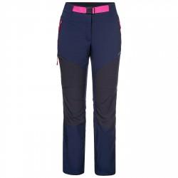 Pantalones trekking Icepeak Sirii Mujer azul