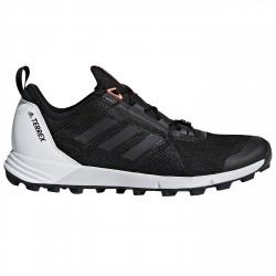 Scarpe trail running Adidas Terrex Agravic Speed Donna nero