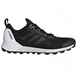 Scarpe trail running Adidas Terrex Agravic Speed Donna nero