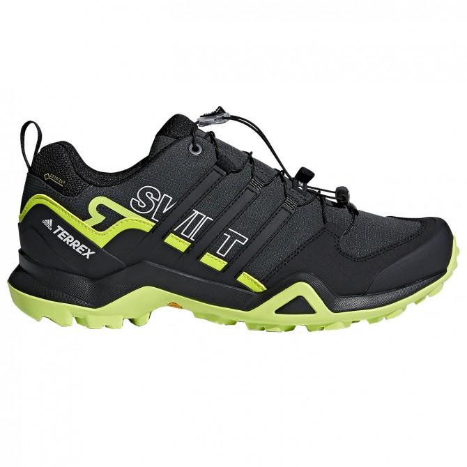 Hiking shoes Adidas Terrex Swift R2 Gtx Man black