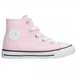 Sneakers Converse Chuck Taylor All Star Girl bianco-rosa