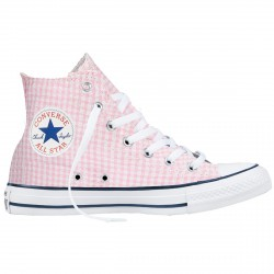 Sneakers Converse Chuck Taylor All Star Girl bianco-rosa (27-38.5)