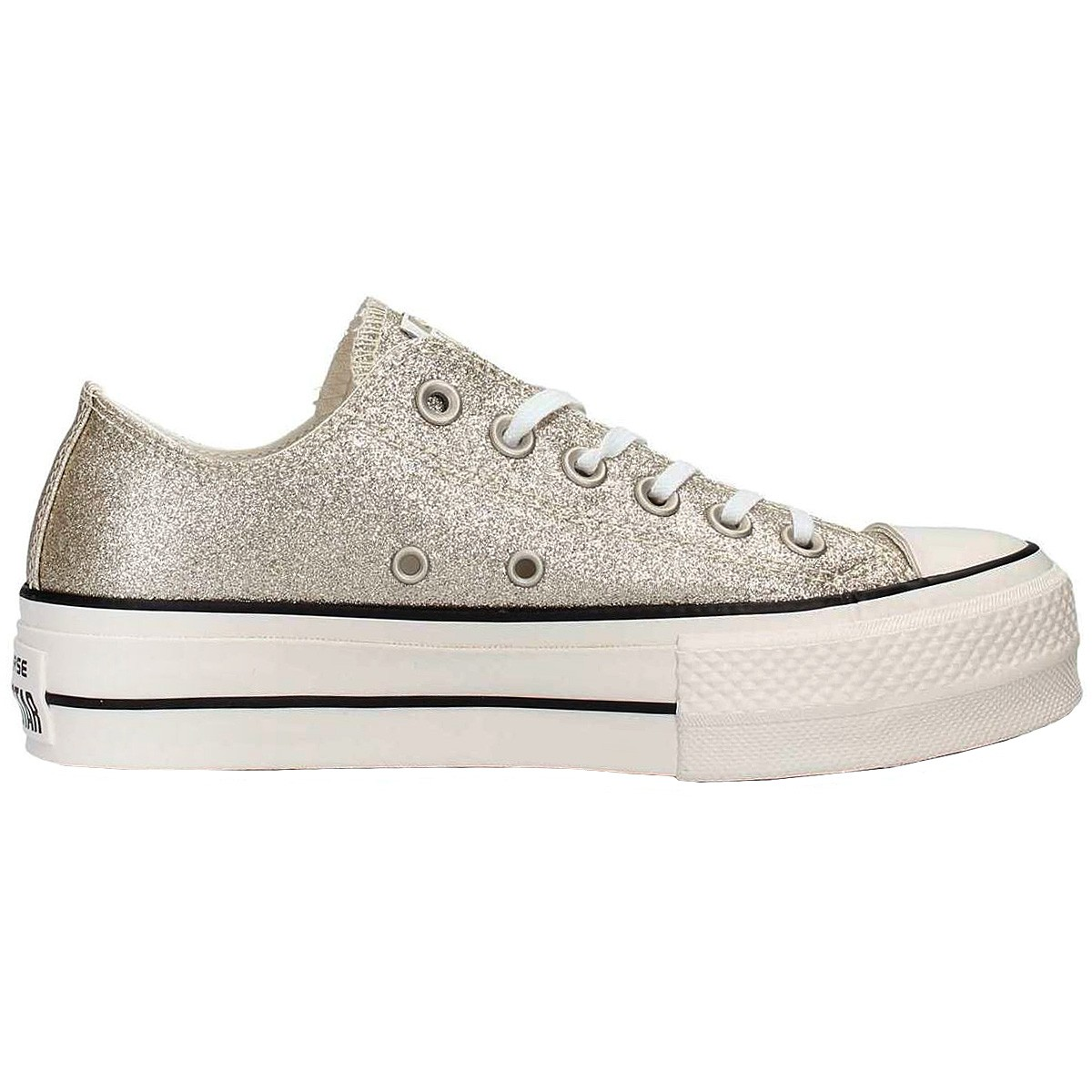 Sneakers Converse Chuck Taylor All Star Lift Ox Donna oro