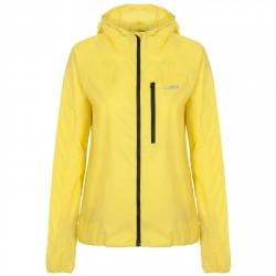 Veste outdoor Colmar Rockwind Femme jaune