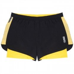 Short running Colmar Fit Donna nero