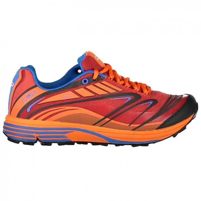 Trail running shoes Maia Man orange
