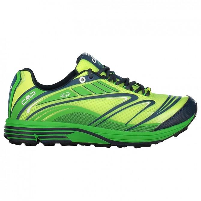 Trail running shoes Maia Man green