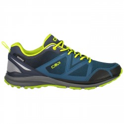 Zapato trail running Alya Hombre azul