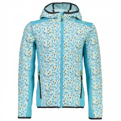 Fleece Cmp Girl light blue