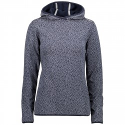 Trekking sweater Cmp Woman blue
