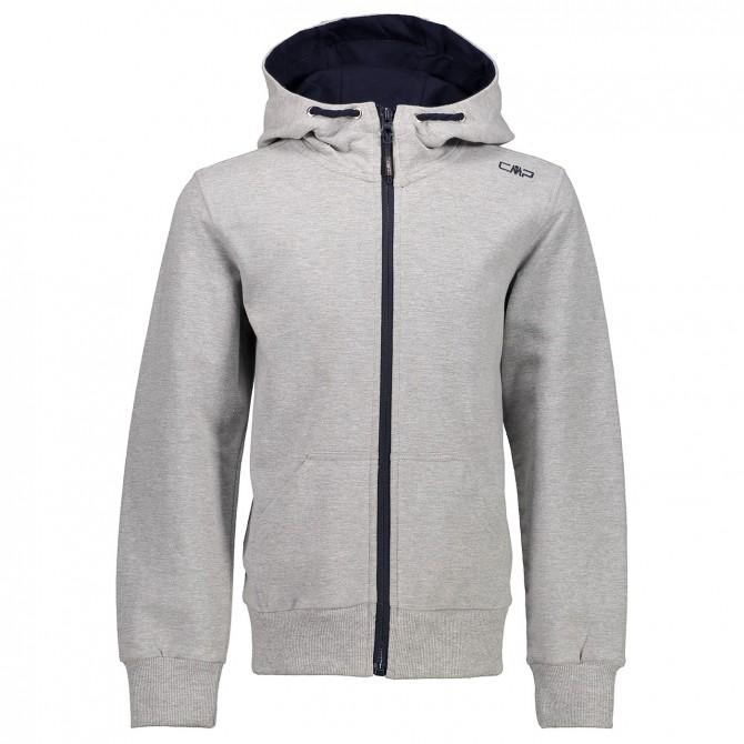 Sweatshirt Cmp Junior grey