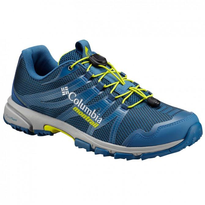 Zapatos trail running Columbia Mountain Masochist IV Hombre azul