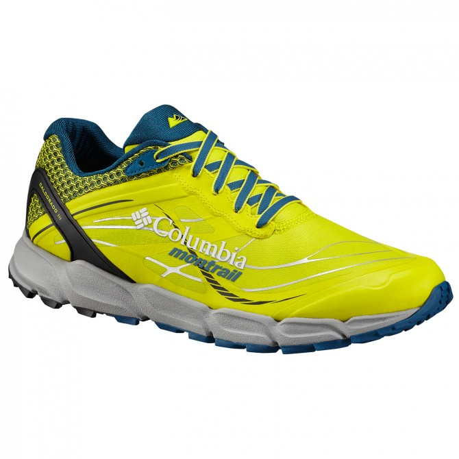 Trail running shoes Columbia Caldorado III Man