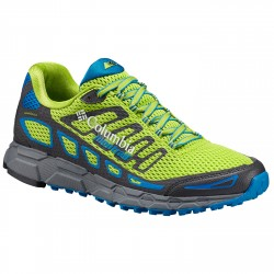 Trail running shoes Columbia Montrail Bajada III Man green