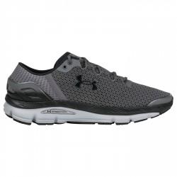 Chaussures running Under Armour UA SpeedForm Intake 2 Homme gris
