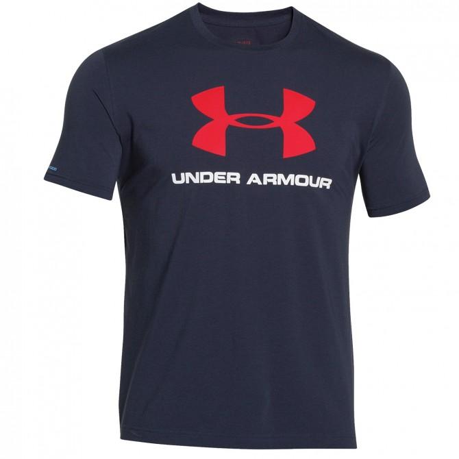 T-shirt running Under Armour UA Sportstyle Logo Uomo