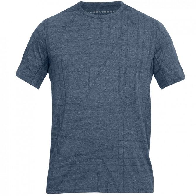 T-shirt running Under Armour UA Elite Uomo