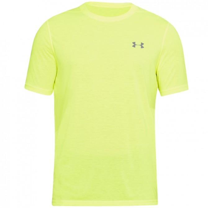 T-shirt running Under Armour UA Threadborne Fitted Homme