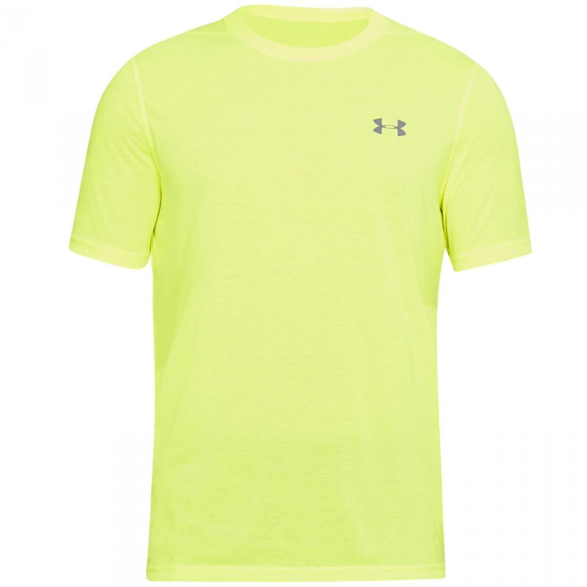 Running t shirt under armour ua threadborne fitted man for Under armour fitted t shirt