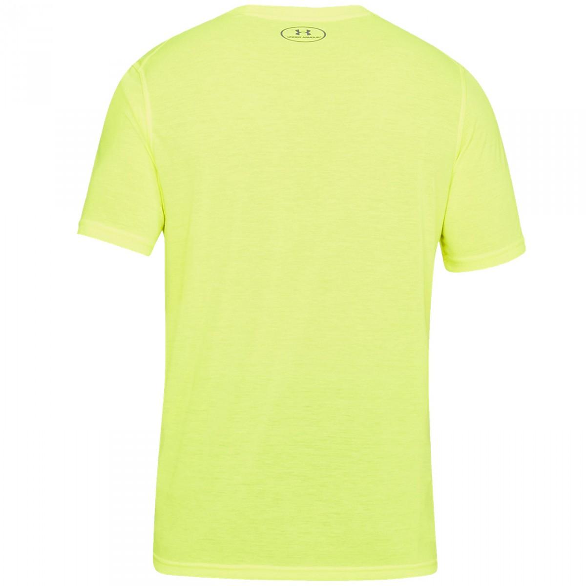 T shirt running under armour ua threadborne fitted homme for Under armour fitted t shirt