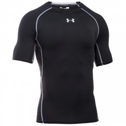 T-shirt running Under Armour UA HeatGear Armour Compression Hombre