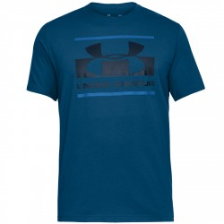 T-shirt running Under Armour UA Blocked Sportstyle Logo Uomo