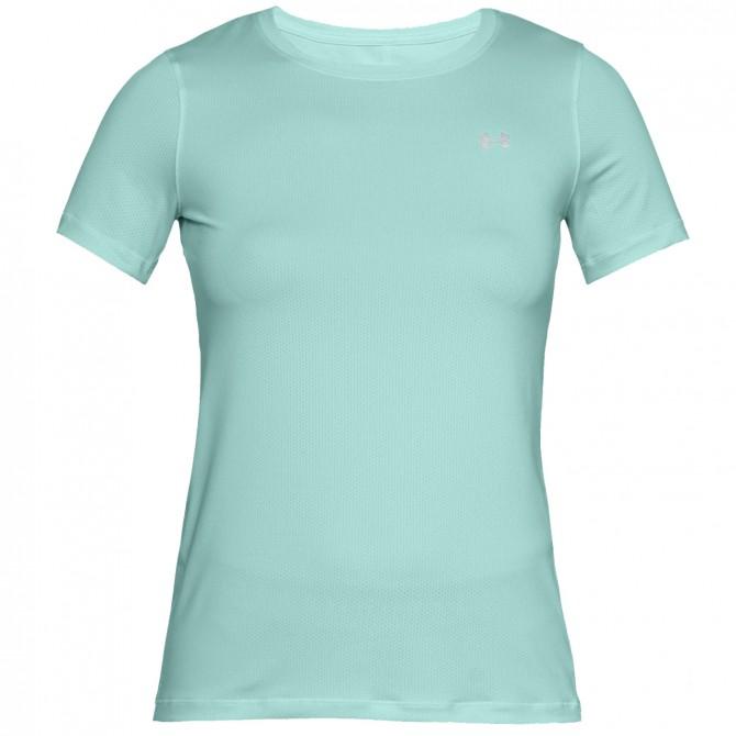 T-shirt running Under Armour UA HeatGear Femme
