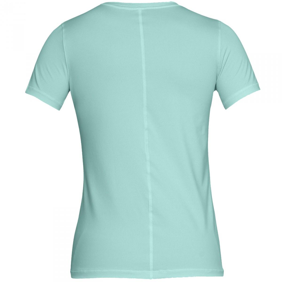 T shirt under armour ua heatgear mujer ropa running for Under armor heat gear t shirt