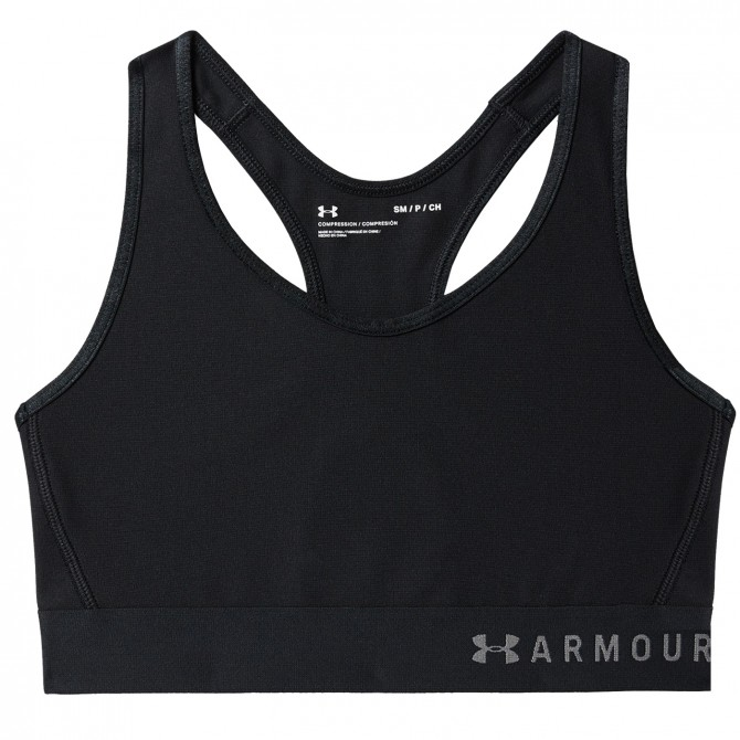Sport bra Under Armour Mid Woman