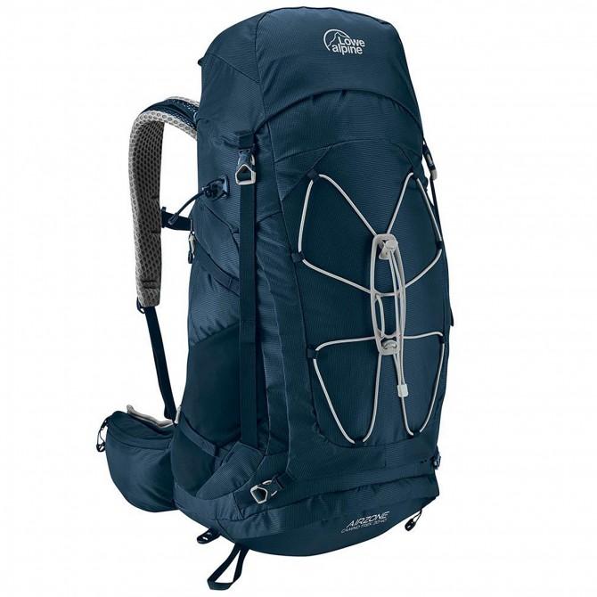 Trekking backpack Lowe Alpine AirZone Camino Trek 30 blue