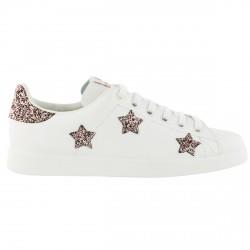 Sneakers Victoria Donna con stelle glitter