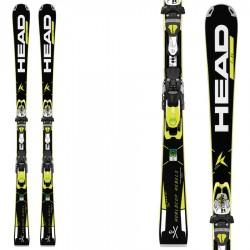 esqui Head WC Rebel iSl Sfp13 + fijaciones Freeflex Pro 14