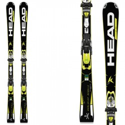ski Head WC Rebel iSl Sfp13 + bindings Freeflex Pro 14