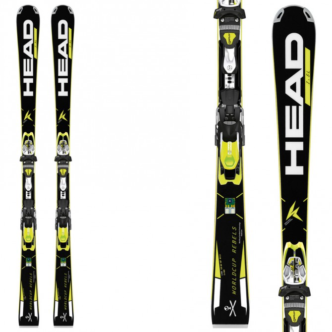 sci Head WC Rebel iSl Sfp13 + attacchi Freeflex Pro 11