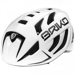 Casco ciclismo Briko Ventus bianco