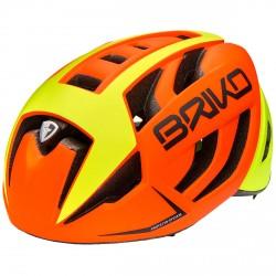 Casco ciclismo Briko Ventus arancione