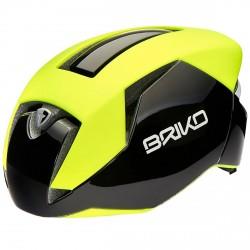 Casque cyclisme Briko Gass jaune
