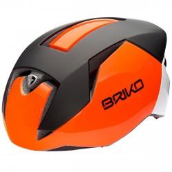 Casco ciclismo Briko Gass arancione