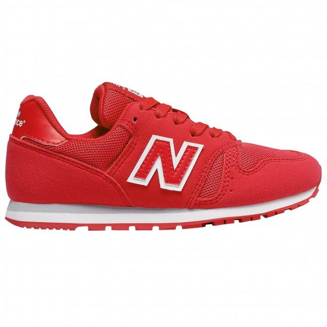 Sneakers New Balance 373 Junior rouge