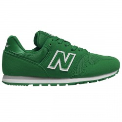 Sneakers New Balance 373 Junior green