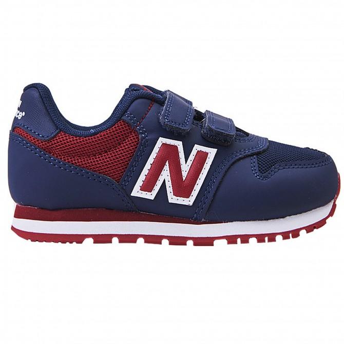 Sneakers New Balance 500 Baby bleu-bordeaux