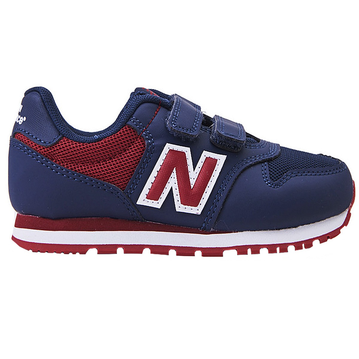 sneakers new balance 500 hook and loop chaussures baby. Black Bedroom Furniture Sets. Home Design Ideas