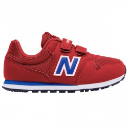 Sneakers New Balance 500 Baby rosso