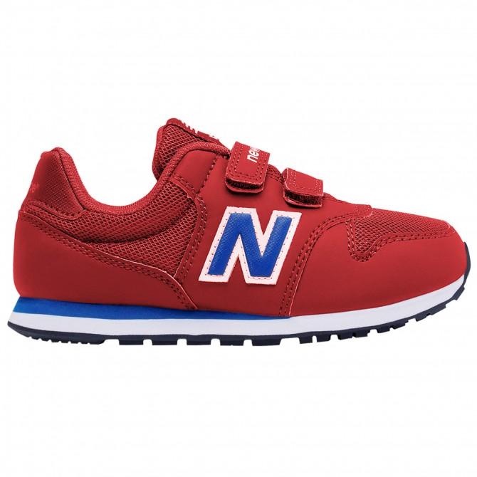 Sneakers New Balance 500 Baby rojo